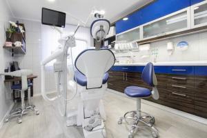 """""""Blauer"""" Behandlungsraum"""