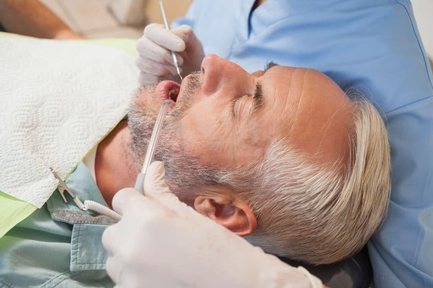 Zahnbehandlung im Dämmerschlaf